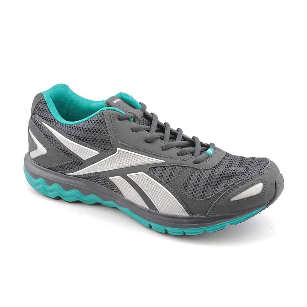 Reebok Fuel Extreme Women Round Toe Synthetic Gray Running Shoe by Reebok