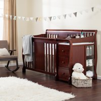 Storkcraft Calabria Crib N Changer