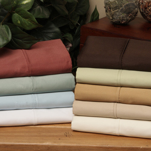 Wildon Home  Wrinkle Resistant 300 Thread Count 3 Piece Reversible Sheet Set