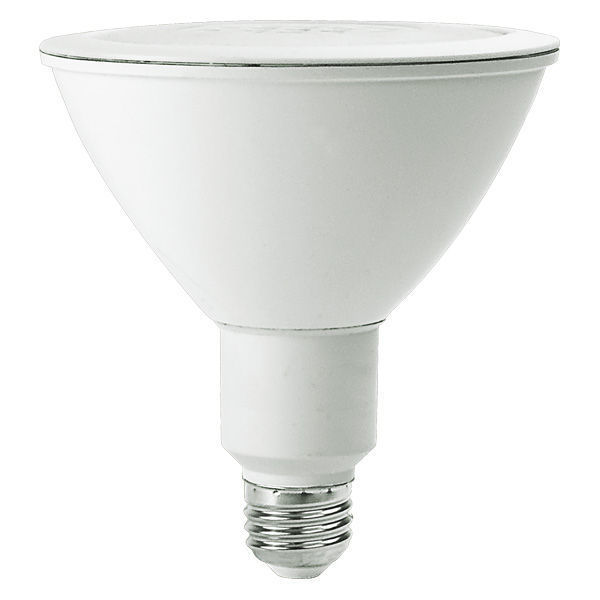 PAR38 LED 19W 250W Equal, 25 Deg. Narrow Flood, 4000K, Gr...