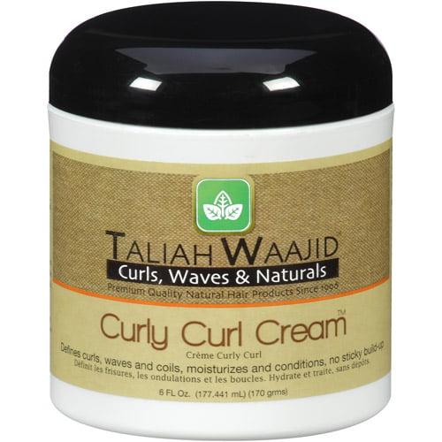 Taliah Waajid Curls, Waves & Naturals Curly Curl Cream, 6 fl oz