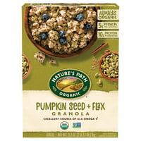 Nature's Path Organic Pumpkin Seed + Flax Granola, 35.3 oz