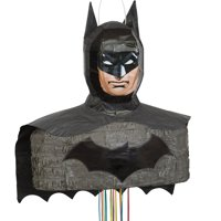 Batman Pinata, Pull String, 17 x 12in