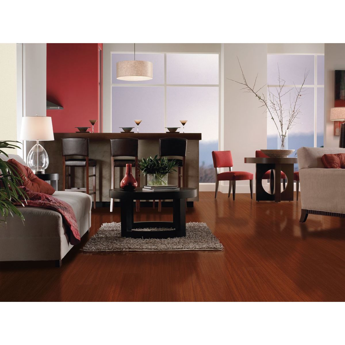 Armstrong  Grand Illusions Laminate Flooring Pack (13.05 ...