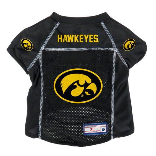 Iowa Hawkeyes Pet Jersey Size XL