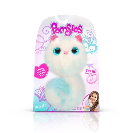 Pomsies Pom Pom Pet - Snowball