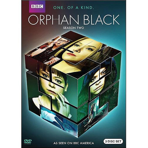 Orphan Black: Season Two (Full Frame)