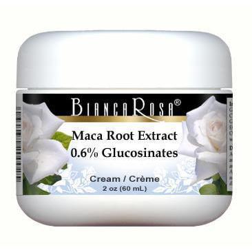 Extra Strength racine de maca Extrait (0,6% Glucosinates) Crème (2 oz, ZIN: 514221)