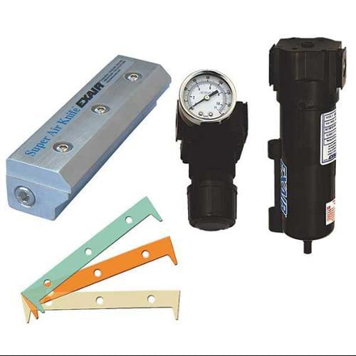 EXAIR 110242 Air Knife Kit, 1/4 In NPT, 42 In L, Al