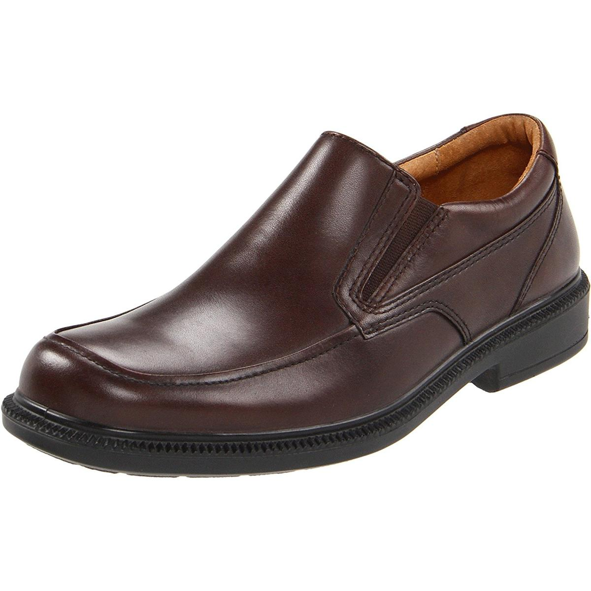 Hush Puppies Leverage Mens Brown Loafers by Hush Puppies