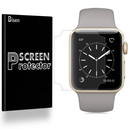 For Apple Watch 42 mm (2015) / Series 2 42 mm (2016) / Series 3 42 mm (2017) [8-Pack BISEN] Screen Protector, HD Clear, Anti-Scratch, Anti-Shock - Watch Halloween 2 2017 Online