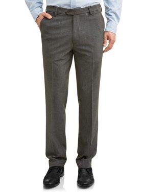 39a9524cfd274 Product Image George Men's Premium Comfort Stretch Flat Front Suit Pant