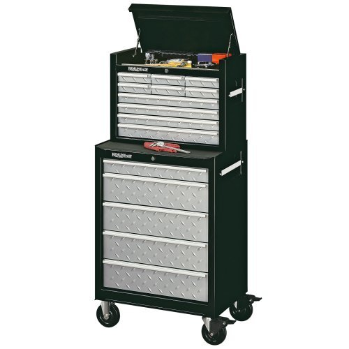 Remline 15 Drawer XQL Series Chest/Cabinet Combo