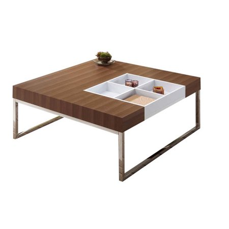hokku designs lilly coffee table. Black Bedroom Furniture Sets. Home Design Ideas