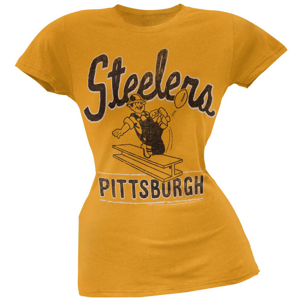 Pittsburgh Steelers - Kick Off Juniors T-Shirt