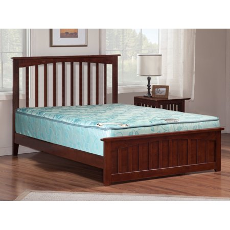 9-Inch Medium Firm Tight top Innerspring Fully Assembled Double Sided Mattress, Good For The Back