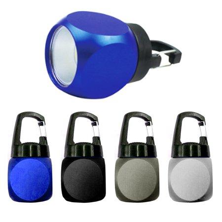 Ultra Bright Led Keychain Light (4Pc COB LED Keychain Flashlight Ultra Bright Key Ring Light Torch Camp Hike Gift)