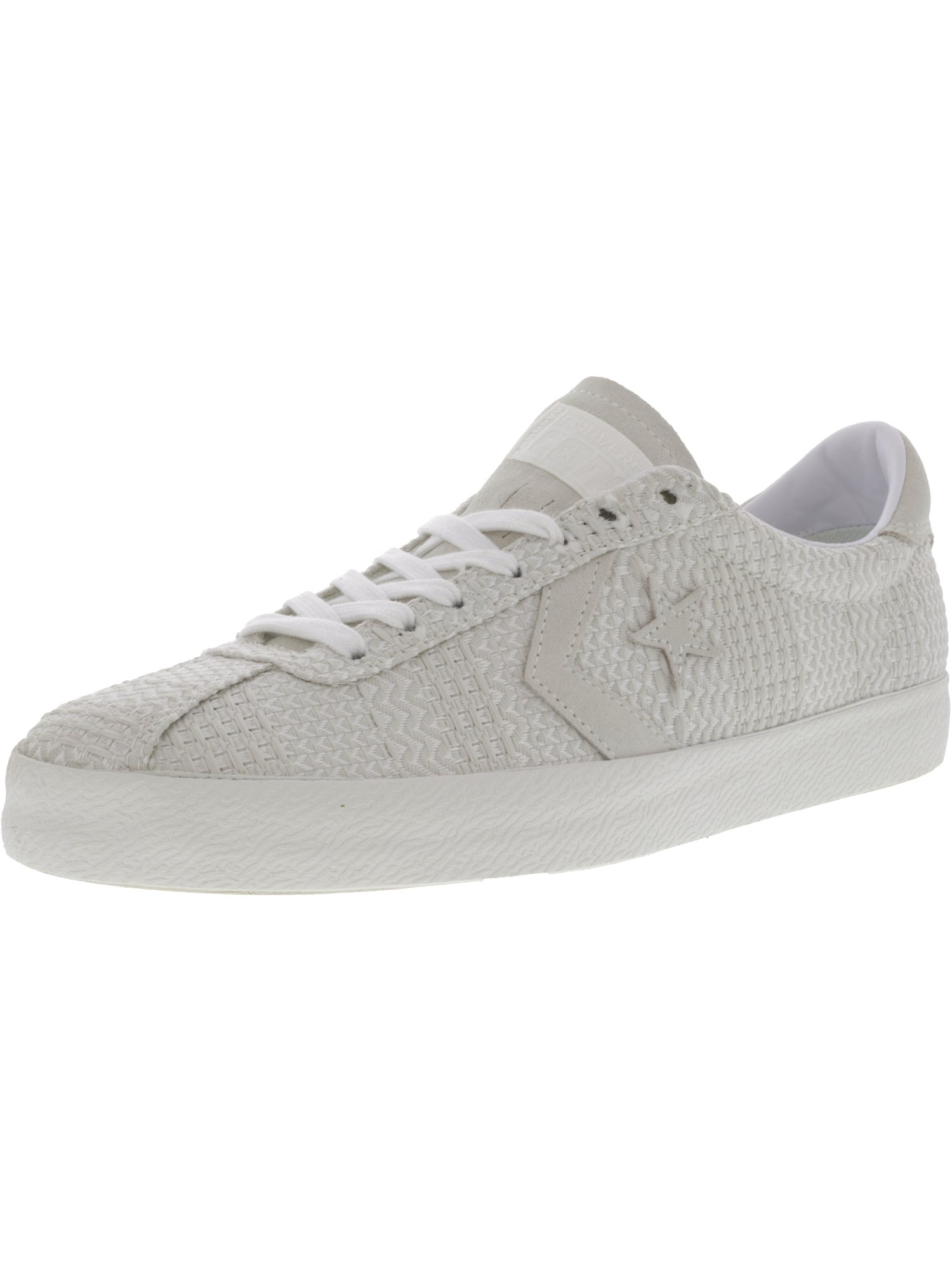 b81e4b03a05a Converse Break Point Ox Vaporous White Low Top Skateboarding Shoe ...