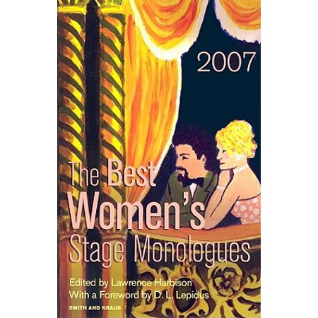 The Best Women's Stage Monologues of 2007