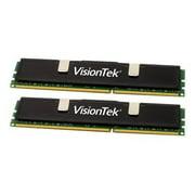 VisionTek Performance SFF LP - DDR3 - 2 GB - DIMM 240-pin - 1333 MHz / PC3-10600 - CL9 - 1.65 V - unbuffered - non-ECC