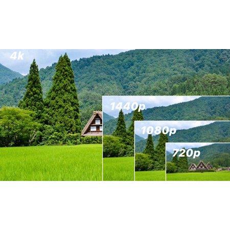 30 FT Premium GOLD HDMI Cable 1080P 3D 4K 2160P HDR 30ft feet foot 9 Meter 6916309662242 - image 5 de 6