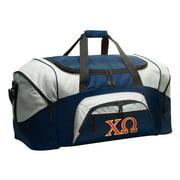 Broad Bay Chi O Sorority Duffle Bags or Chi Omega Luggage