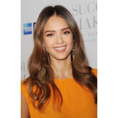 Jessica Alba At A Public Appearance For American Express Business Platinum Event Spring Place New York Ny April 17 2017 Photo By Kristin CallahanEverett Collection Celebrity
