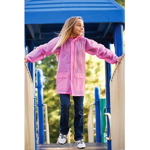 Apparel Jkt Yth 15mm Eva S/m Pink (Camp Continental Apparel)