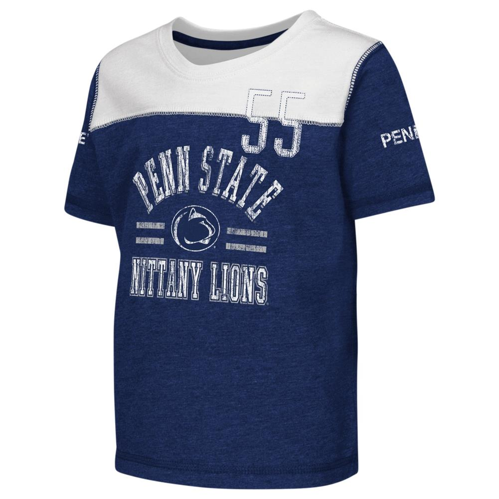 Penn State University Toddler T-Shirt Short Sleeve Boy's Tee