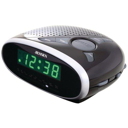 Jensen Jcr-175 Am fm Alarm Clock Radio by Jensen