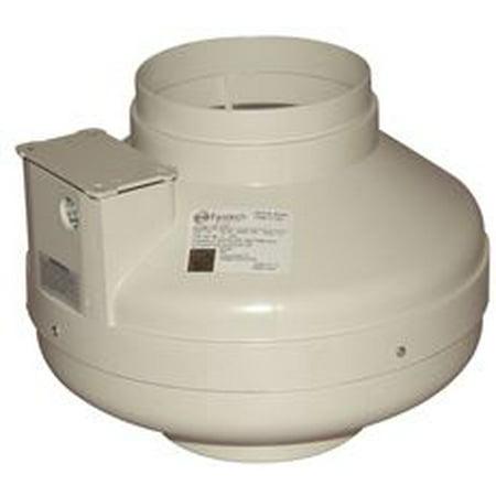 Fantech Radon Fan 4/5 In. Duct, 157 Cfm