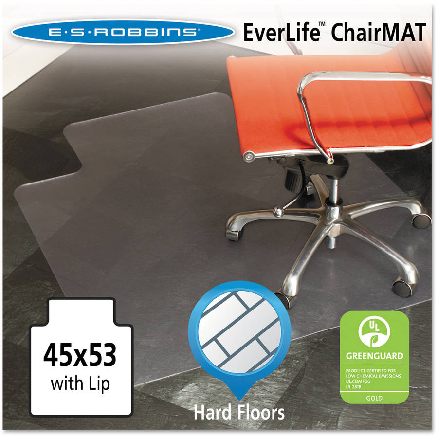 ES Robbins Chair Mat for Hard Floors