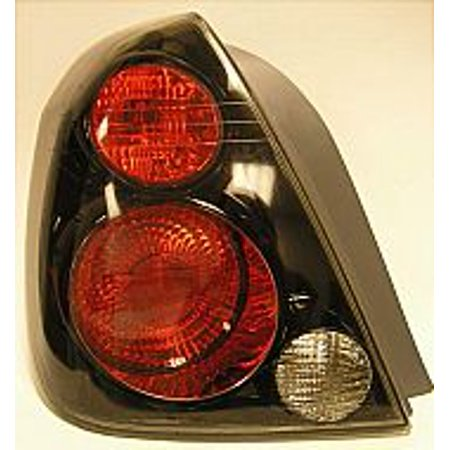 Go Parts 2006 Nissan Altima Rear Tail Light Lamp Embly Lens Cover Left Driver 26555 Zb725 Ni2800169 Replacement For