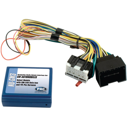 PAC NU-GM3 Navigation Unlock Interface (for Select 29-Bit GM LAN Vehicles)