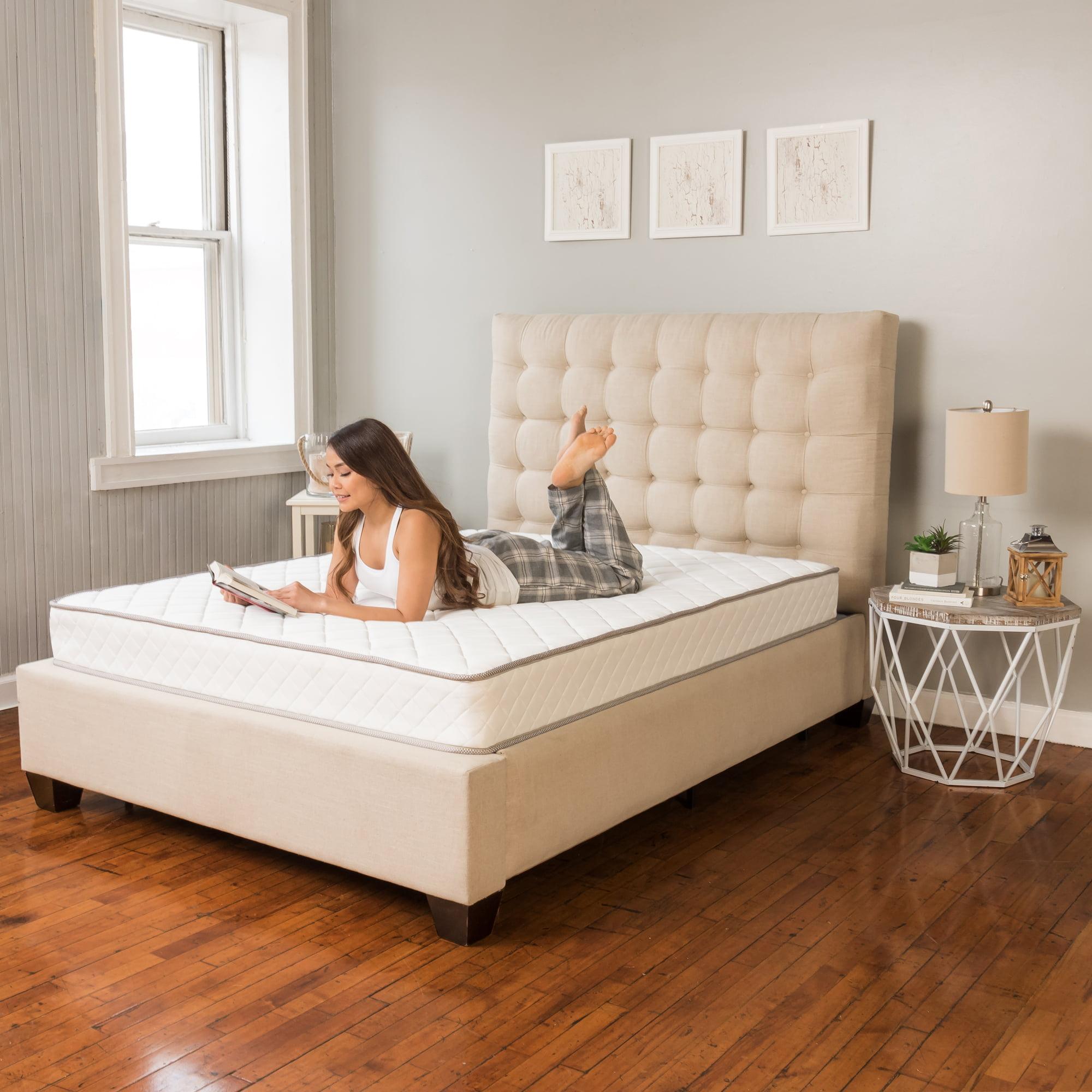 Modern Sleep Innerspring 7-Inch Mattress, Multiple Sizes by Classic Brands