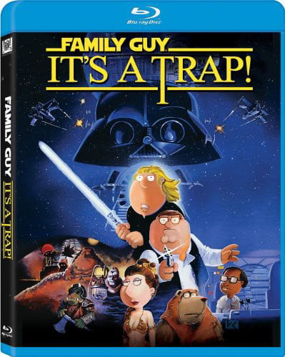 Family Guy: It's A Trap! (Blu-ray) by NEWS CORPORATION