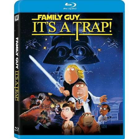 Family Guy: It's a Trap! (Blu-ray)