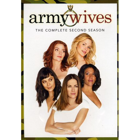 Army Wives  The Complete Second Season