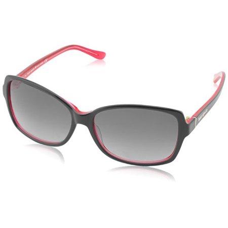 6297d0d0b601 Kate Spade New York - Kate Spade Women's Ailey Sunglasses,Charcoal Pink  Frame/Grey Gradient Lens,One size - Walmart.com