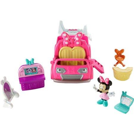 Disney Minnie Mouse   Minnies Happy Helpers Van