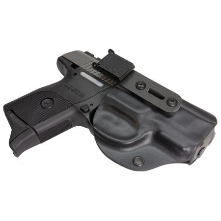 Compact Holster with UltiClip for Ruger SR9c Pistols by Galloway