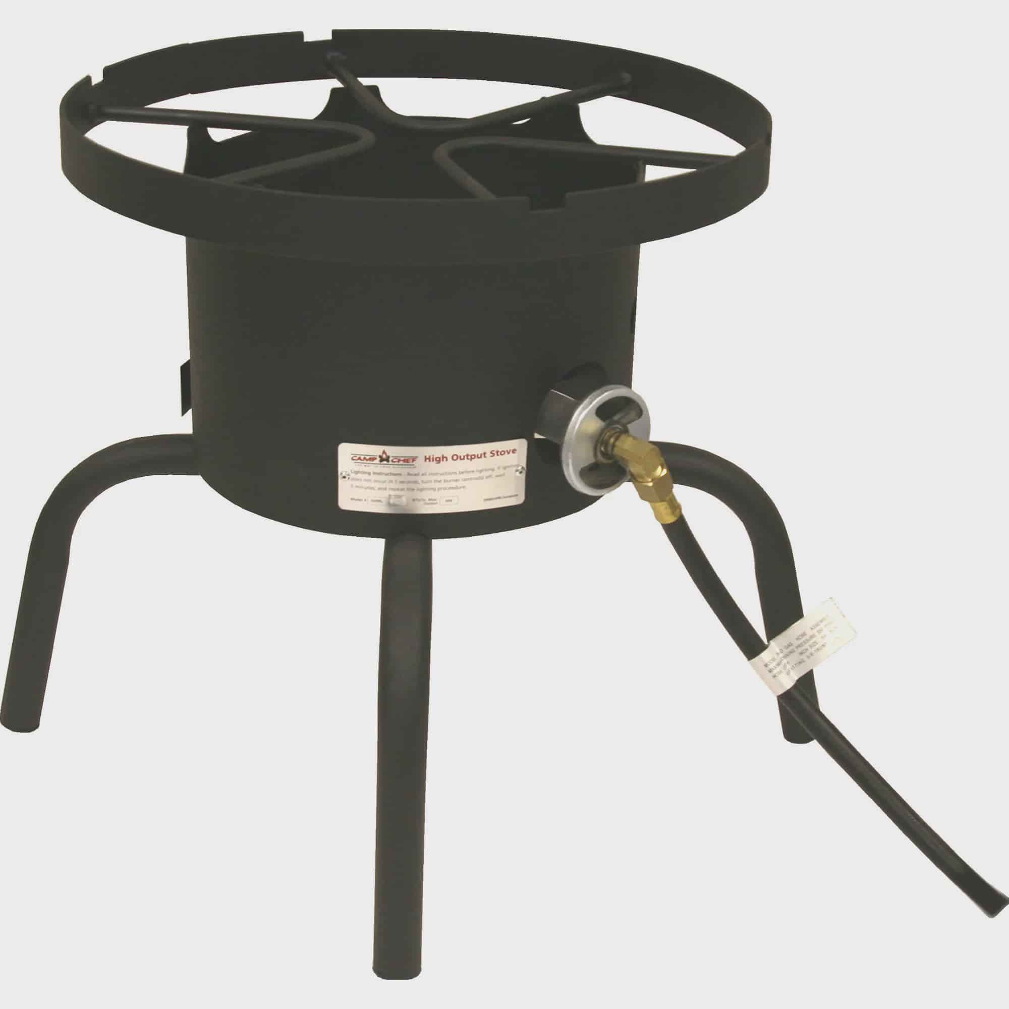 Camp Chef Single burner 60,000 BTU Camp Stove SHP-RL by Generic