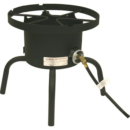 Camp Chef High Output Single Burner Cooker (60,000 BTU) - CSA (Jet Burner Outdoor Cooker)