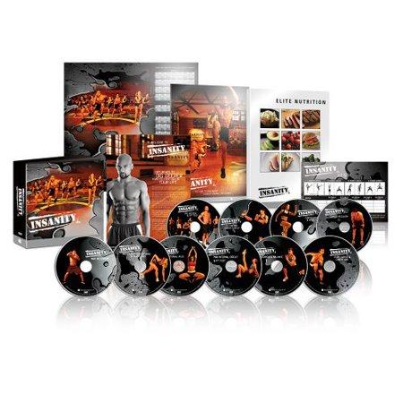 Insanity Base Kit   Dvd Workout