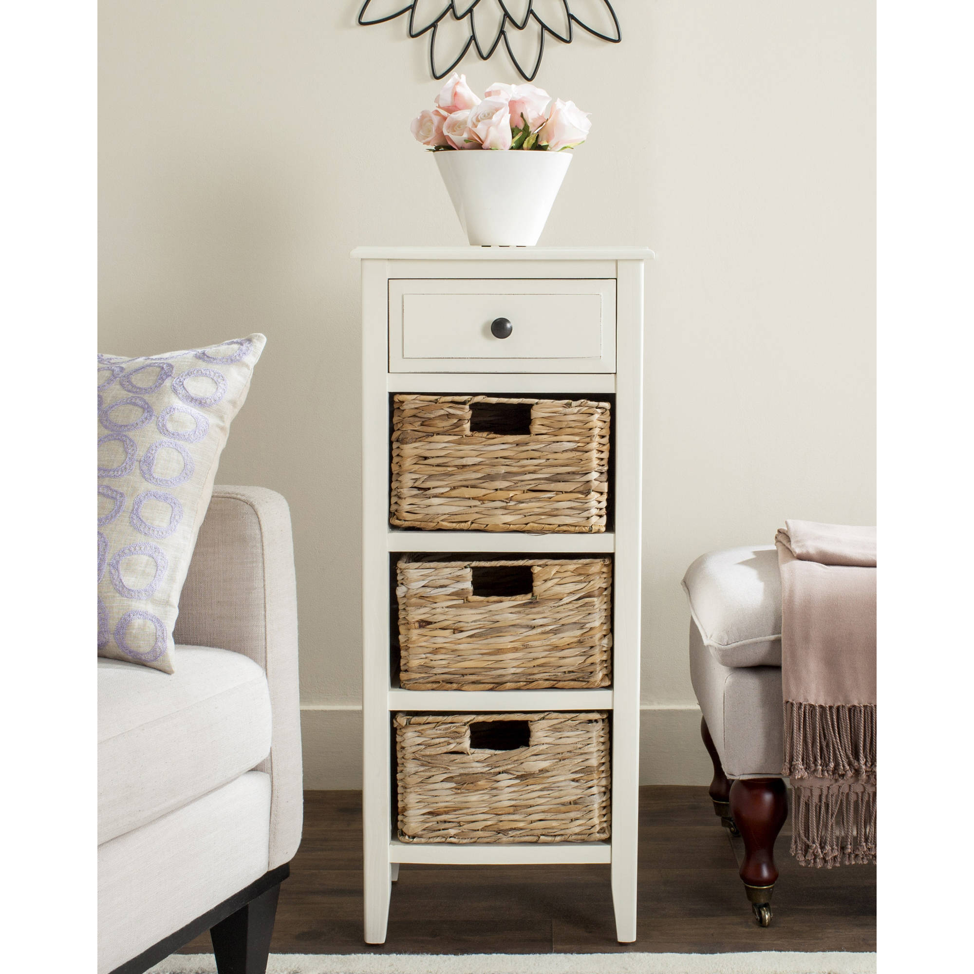 Safavieh Michaela Drawer Side Table