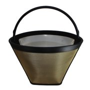 Crucial 8 Cup Washable Coffee Filter