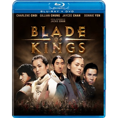Blade Of Kings (Blu-ray + DVD) (Chinese) (Widescreen)