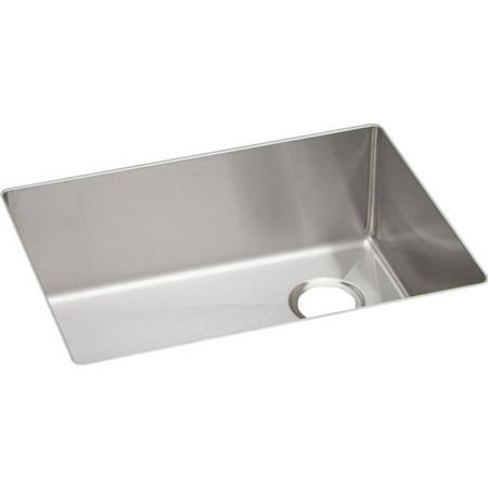 Elkay ECTRU24179R Crosstown Stainless Steel Single Bowl Undermount Sink