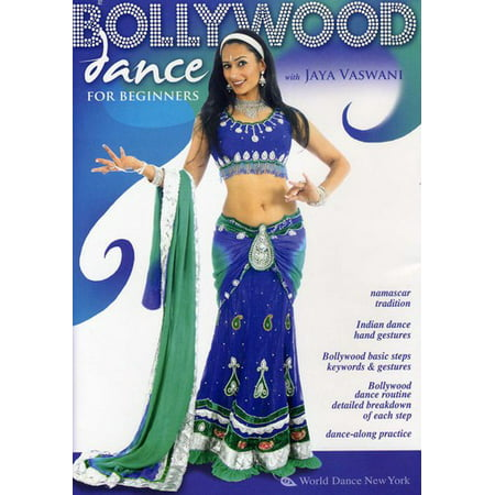 Bollywood Dance for Beginners (DVD) (Best Bollywood Dances Of All Time)