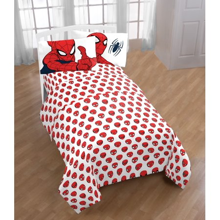 Marvel Spider-Man Kids Sheet Set
